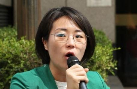 """신지예 """"이수역 폭행사건, 여성 혐오 증오범죄"""" 주장"""