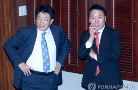 """전 강원랜드 사장 """"권성동ㆍ염동열이 직접 청탁했다"""""""