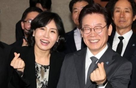 """""""외부인 통제해달라""""…이재명·김혜경 부부, 외부 접촉 피해"""