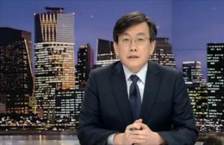 JTBC 손석희 앵커, 대표이사 승진
