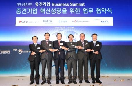 우리은행, 2022년까지 중견기업 성장에 3조원 지원