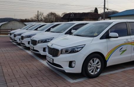남양주 특별교통수단 '희망콜' 총 34대 운영