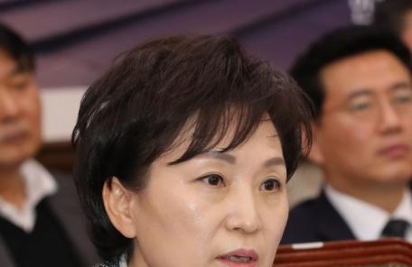 """김현미 장관, '카풀 반대' 택시기사 사망에 """"너무 마음 아파"""""""