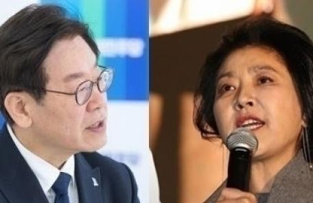 """이재명과 증거, 차고 넘친다던 김부선…檢 """"사진 한 장 없어"""""""