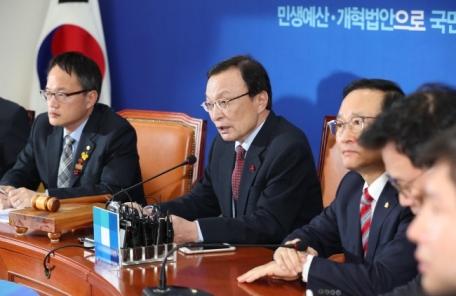 """민주 """"2월중 선거제 개혁 합의, 임시국회 의결 추진"""""""