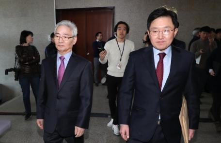 한국당 현역 21명 물갈이…비박 좌장 김무성부터 친박 핵심 윤상현까지