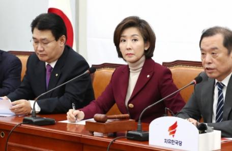 한국당, 당대표선거 여론조사 비율 상향 안하기로 가닥…진통예상