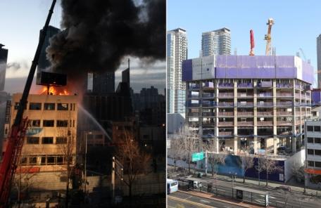 용산참사 10주기…가톨릭회관서 추모미사 진행돼