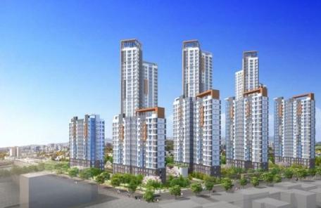 'e편한세상 광진 그랜드파크' 25일 주택전시관 오픈