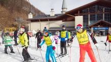 하이원 스키인구 저변확대 위한 중ㆍ상급 무료강습