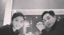 """SG워너비 이석훈, 아내 최선아와 커플샷… """"오늘은 결혼 1주년"""""""