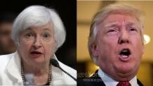 [트럼프 D-1]옐런 VS 트럼프 힘겨루기…달러 향방 럭비공
