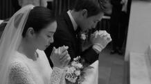 비 김태희 결혼사진