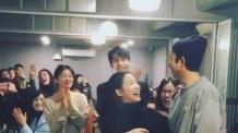 다음생에 또 보게되길… '도깨비', 행복 넘치는 종방연 영상 공개