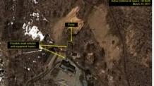 '北 풍계리 핵실험 준비차량 포착..핵실험 징후'