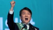 안철수, 대구ㆍ경북ㆍ강원 경선서 72.41%로 '압승'