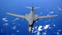 """北 """"美 전략폭격기 B-1B, 28ㆍ29일 한반도 전개"""""""