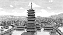 펜으로 그린 우리 풍경…7회 '한국펜화가협회전'