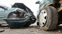 승용차 전면 충돌사고가 35%...연간 2000명 사망