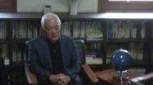 """김한길, 칩거 끝내고 安 적극지원 """"목소리 내겠다"""""""