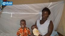 모기장 보급만으로 말라리아 21% 줄일 수 있어요!