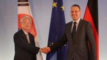 [포토뉴스] 조윤제 EU·독일 특사 베를린 도착