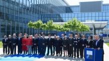 BELGIUM-NATO-DEFENCE-POLITICS-DIPLOMAC... <YONHAP NO-1061> (AFP)