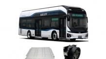 (온라인9시)현대차 전기버스에 현대로템 구동시스템 적용