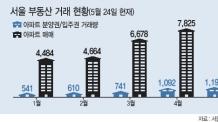 펄펄 끓는 서울 집값…가계대출 '풍선효과' 우려
