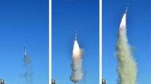 北, G7 경고한 날 지대공 미사일 시험 공개