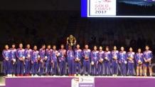 한국배드민턴, 중국 꺾고 14년만에 세계혼합단체 우승