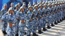 中 10만 해병군단 창설…유사시 한반도 투입