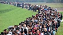 지난해 세계 난민 6560만명…30만명 증가