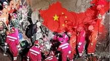 중국 쓰촨성서 산사태.,.40여가구, 100명 이상 매몰 (종합)