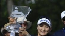 유소연 세계랭킹 1위…한국 선수로 세 번째
