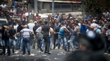 이스라엘 vs 팔레스타인 유혈충돌…양측 각각 3명 사망