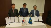 농협경제지주, 국산 젖소개량 기술 카자흐스탄에 전파