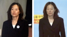조윤선 구치소 6개월…변하지 않는 패션스타일