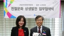 'K스마일' 한국방문위, '오모테나시' 니가타현 업무협약