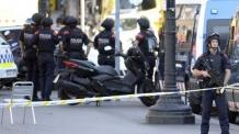 스페인 바르셀로나 번화가서 차량돌진 테러…2명 사망ㆍ20여명 부상