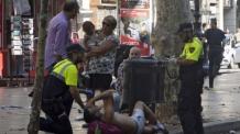 바르셀로나 차량테러로 13명 사망…IS 배후 자처