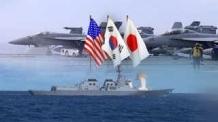 """틸러슨 """"군사대응 준비 속 외교해법 선호""""…'한미일 훈련' 확대 필요성 언급"""