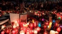 """바르셀로나 테러 추모 열기 확산…""""우리는 두렵지 않다"""""""