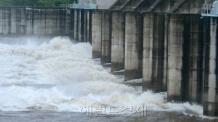 [헤럴드포토] '군남댐 방류…'