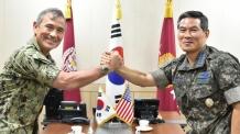 美 태평양사령관, 정경두 합참의장 면담…방위태세 강화 논의