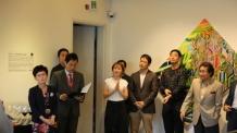 신한화구, 내달 8일까지 창립 50주년 기념 'Thinkartkorea' 최은정 작가전 진행