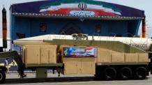 이란, 신형 탄도미사일 '코람샤흐르' 시험 발사