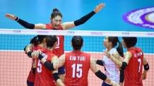 여자배구, 베트남 3대0 승리…세계대회 본선 사실상 확정