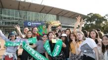 한류에 달아오른 호주…CJ E&M '케이콘' 세계 5개 지역서 23만명 만났다