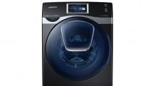 (온1100)삼성전자 세탁기, '무세제 통세척' 기술 녹색기술인증으로 친환경성 인정